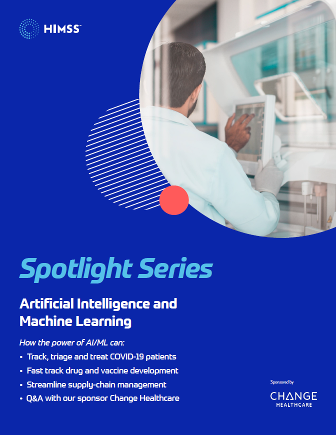 Spotlight Series: Artificial Intelligence and Machine Learning